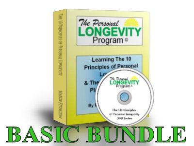 Our New Basic Longevity Bundle